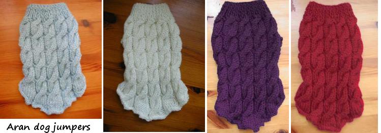 Battersea Dog Coat Knitting Pattern : Joanne Clements Knitting etc